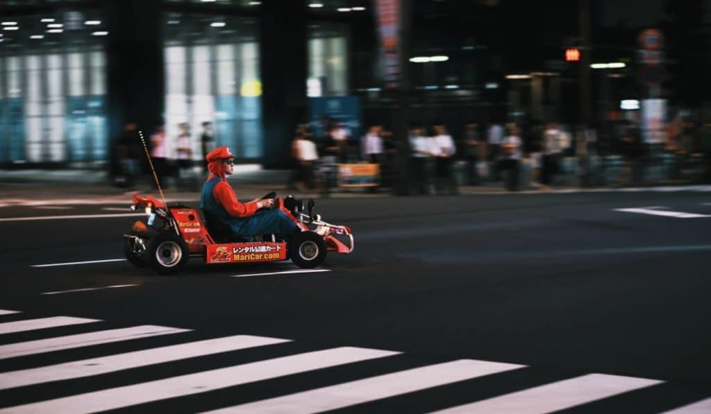 Un karting immersif sur deux étages ouvrira ses portes à Paris !
