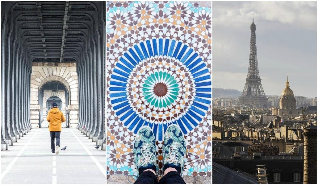 Les 10 instagrameurs qui vous feront aimer Paris