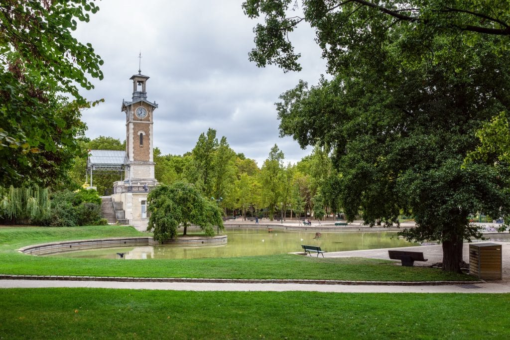 Le Parc Georges Brassens : un véritable trésor méconnu de la capitale