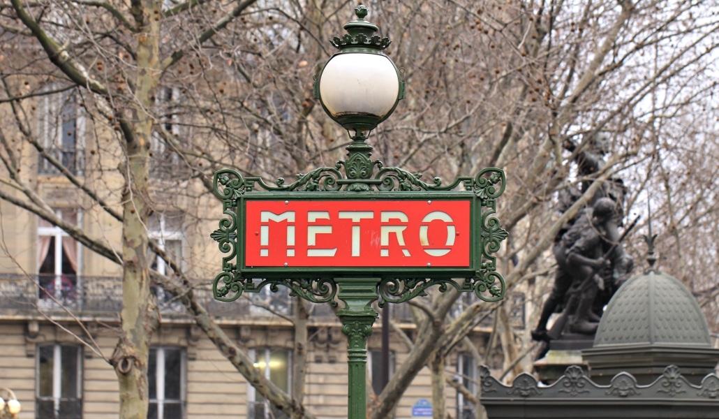 5 raisons de vous réconcilier avec le métro parisien