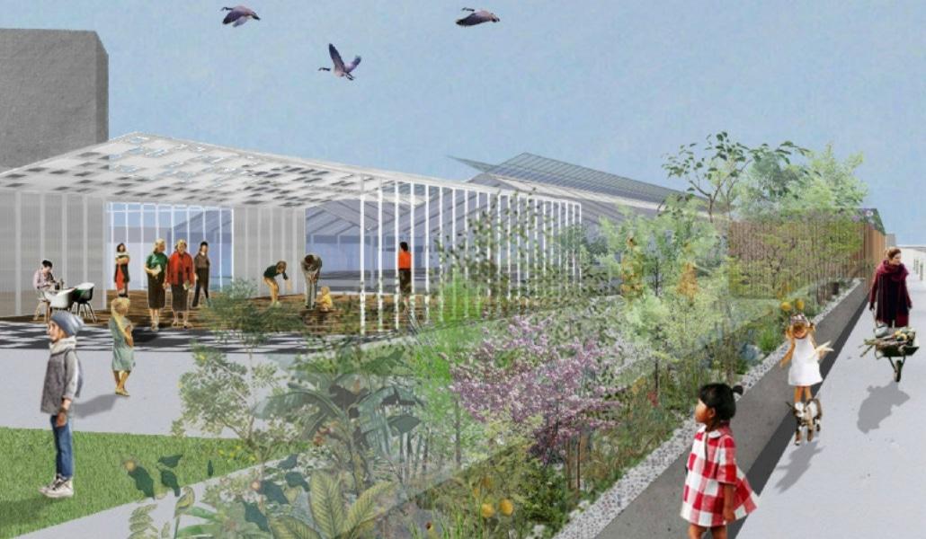 Une ferme de 7000m2 va bientôt ouvrir ses portes en plein cœur de Paris!
