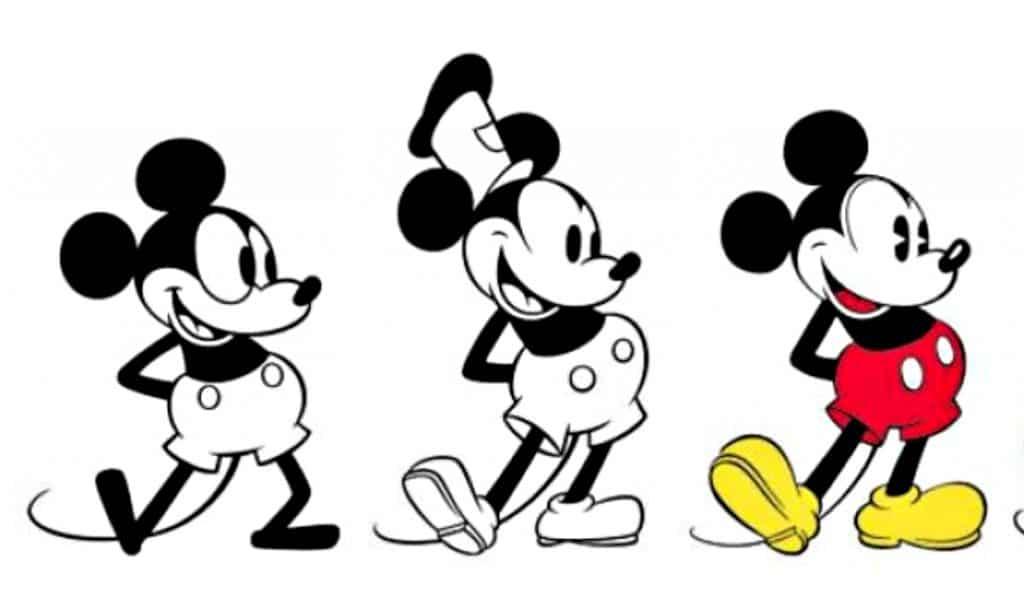 Paris lance des pièces de monnaie à l'effigie de Mickey Mouse !