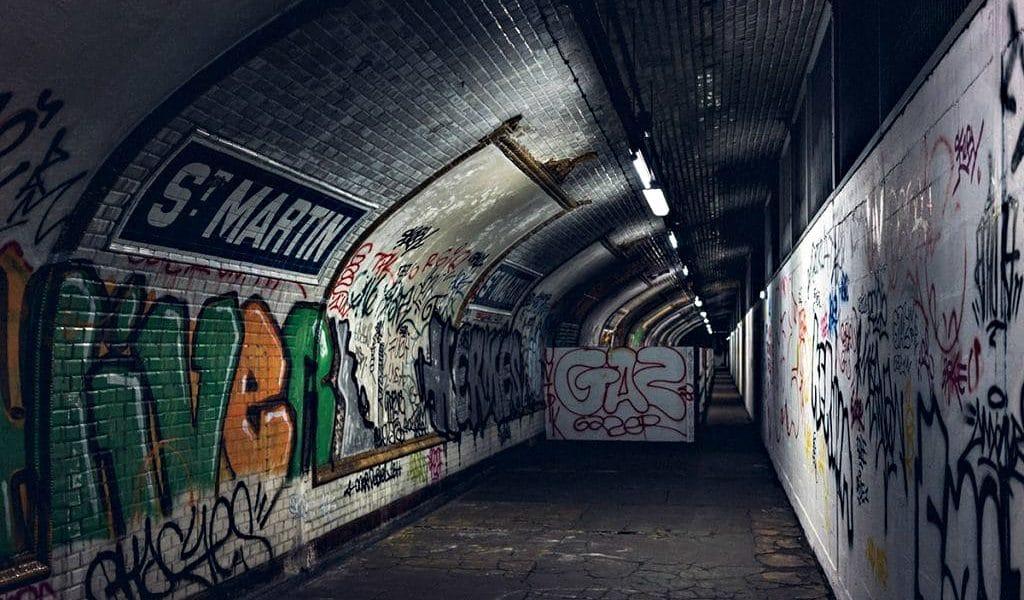 Paris underground : comment vous pouvez transformer la station Saint-Martin