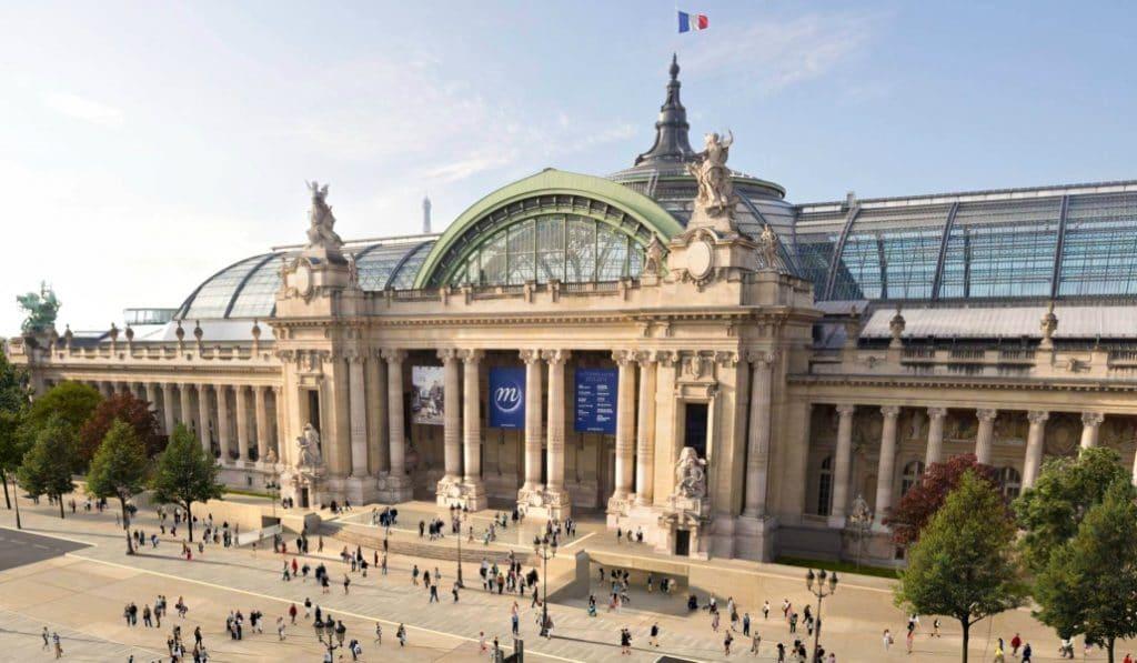 Le temps des travaux, le Grand Palais déménagera sur le Champs de Mars