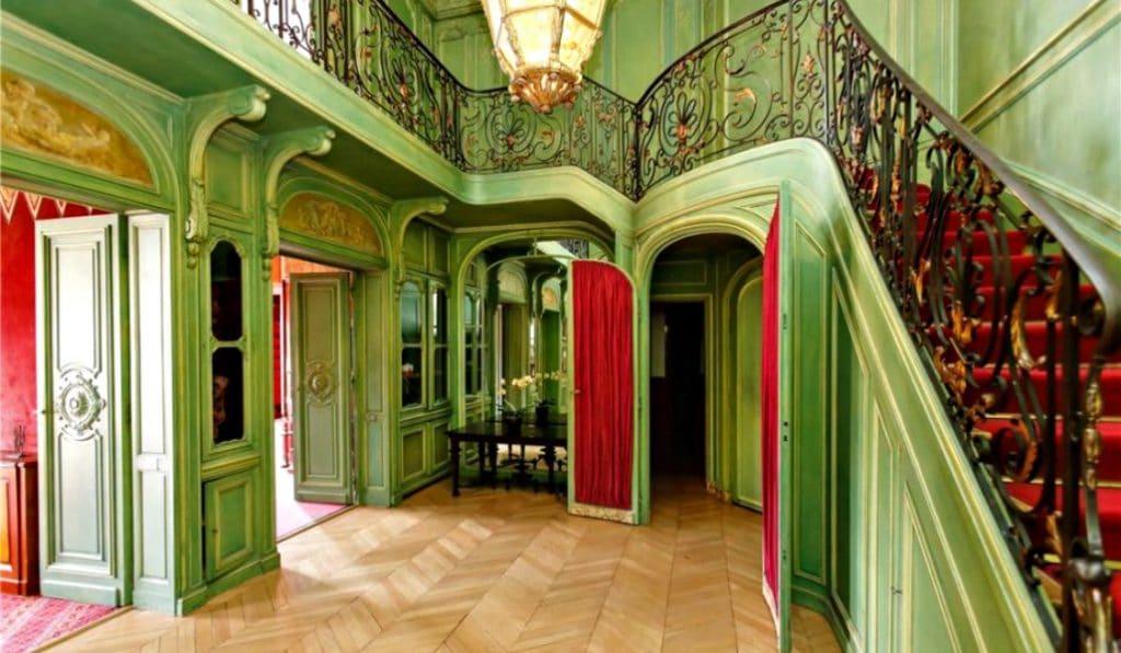 Découvrez l'un des appartements les plus fous de Paris