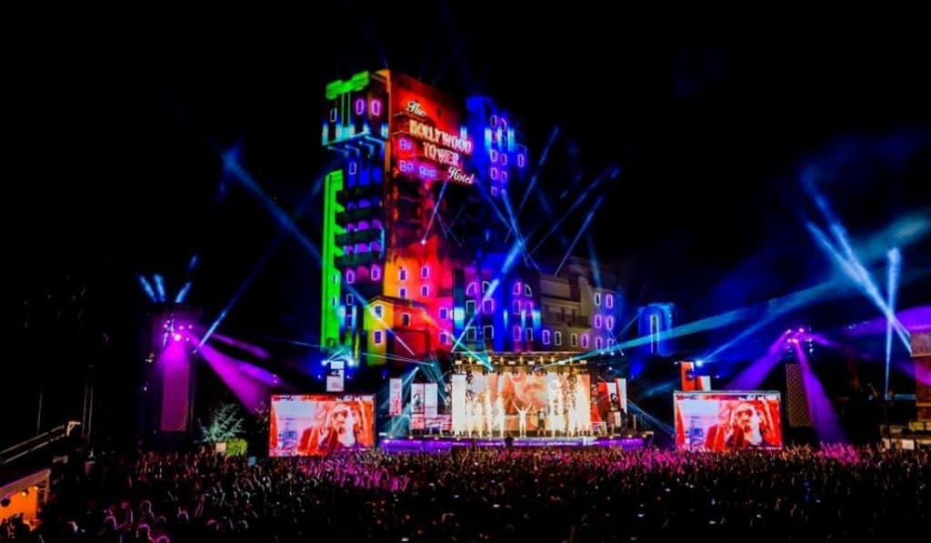 Un gros festival d'électro se prépare… à Disneyland Paris® !