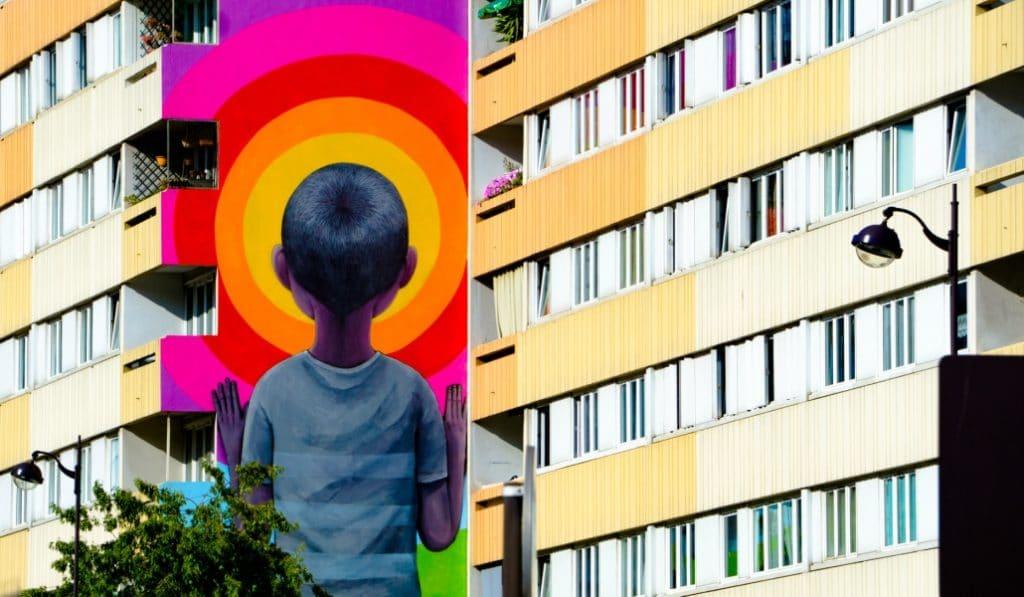30 œuvres d'art qui prouvent que Paris est une ville de street art