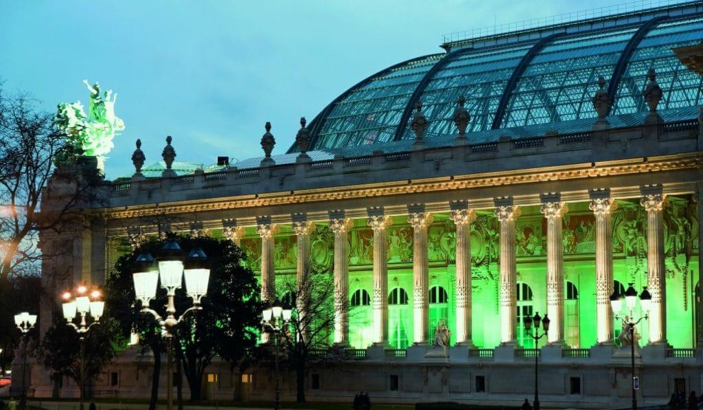 Le Grand Palais se transforme en boîte de nuit monumentale !