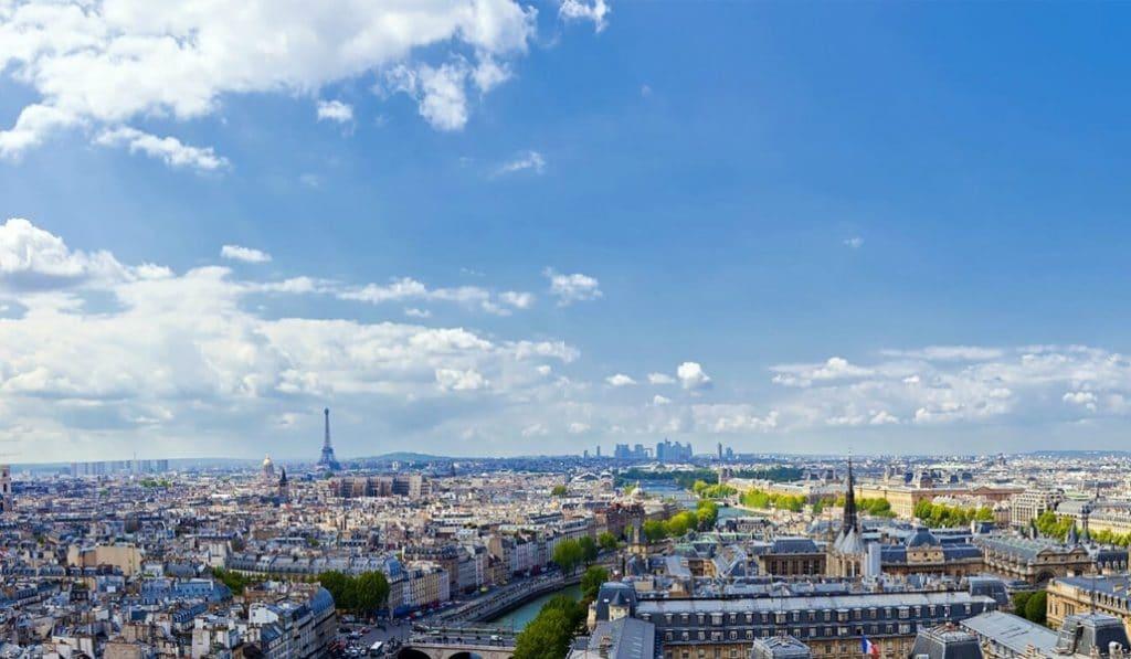 Gagnez des places pour voler (virtuellement) au-dessus de Paris