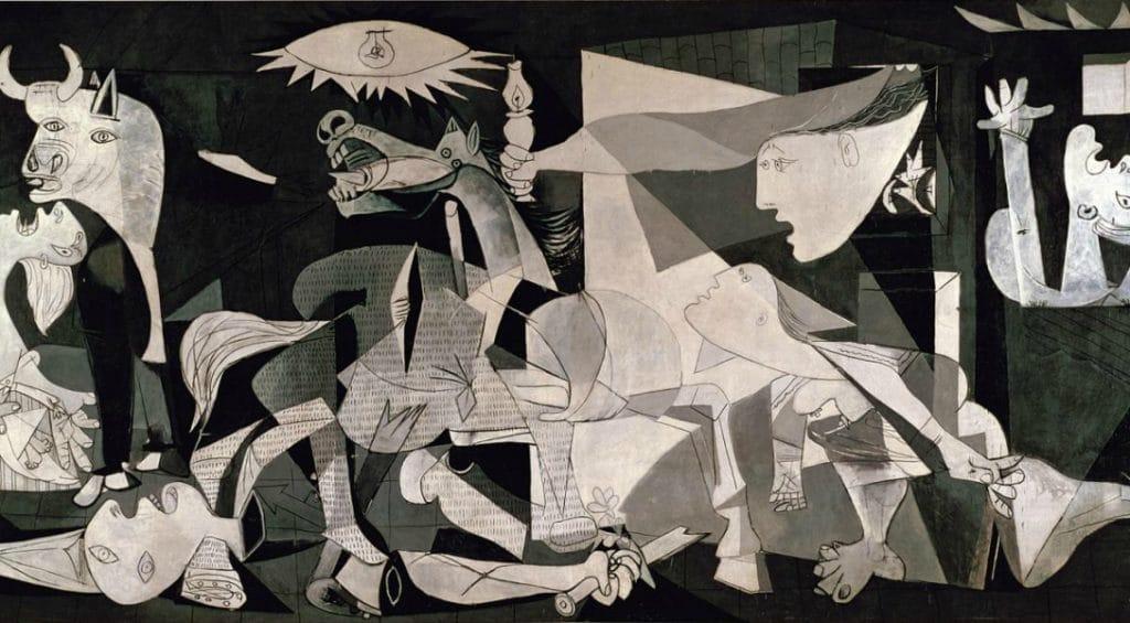 L'incroyable histoire de Guernica au musée Picasso