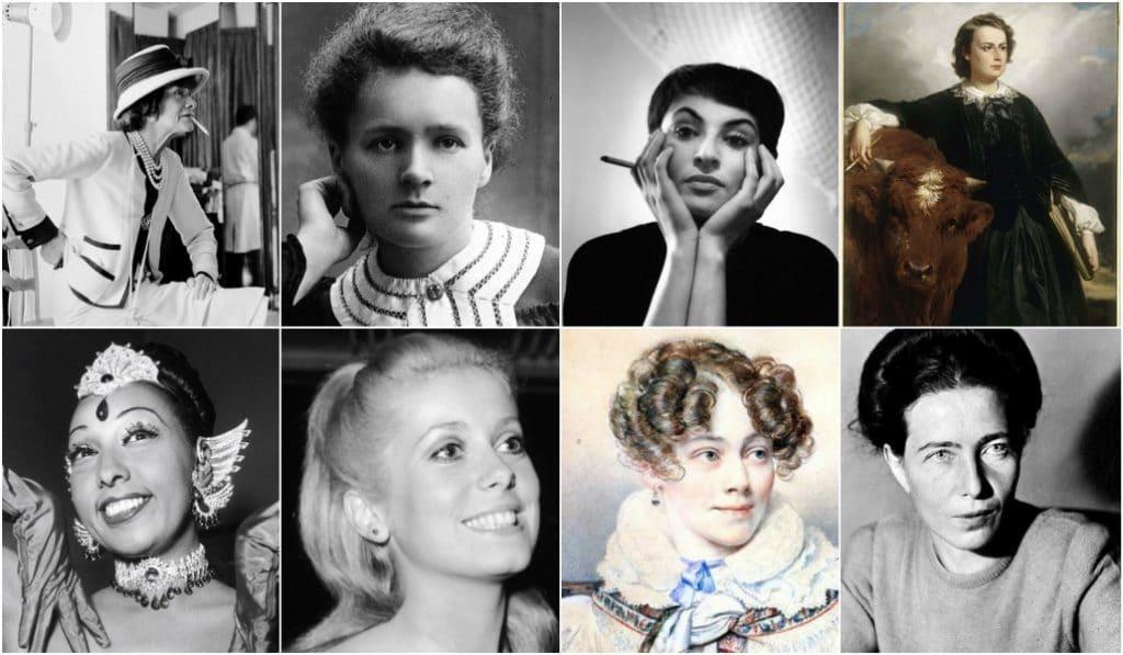 9 femmes qui ont marqué la France