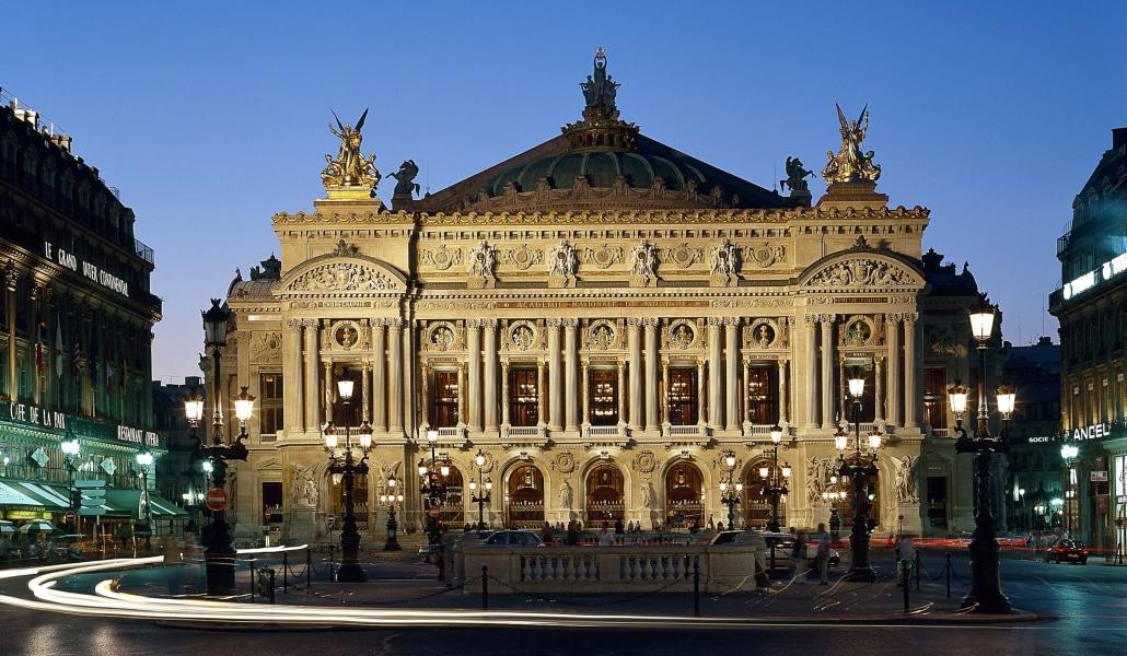 Faites un Escape Game au Palais Garnier!