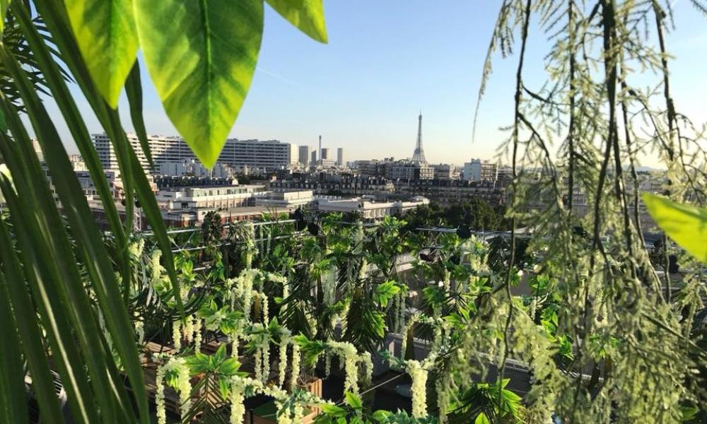 Le Jardin Suspendu organise une grosse teuf pour son dernier week-end !