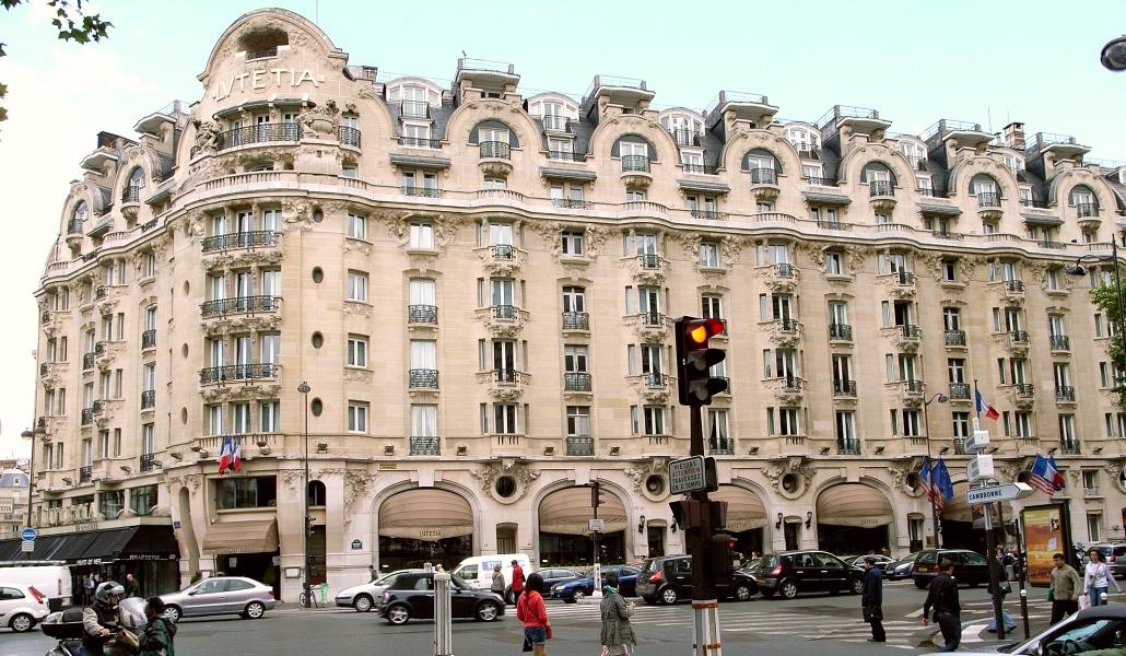 Qu'est-ce que le Lutetia, cet hôtel dont tout le monde parle?