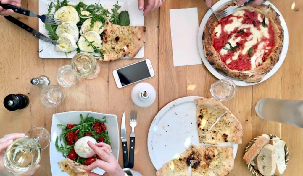 Les 10 meilleures pizzerias de Paris !