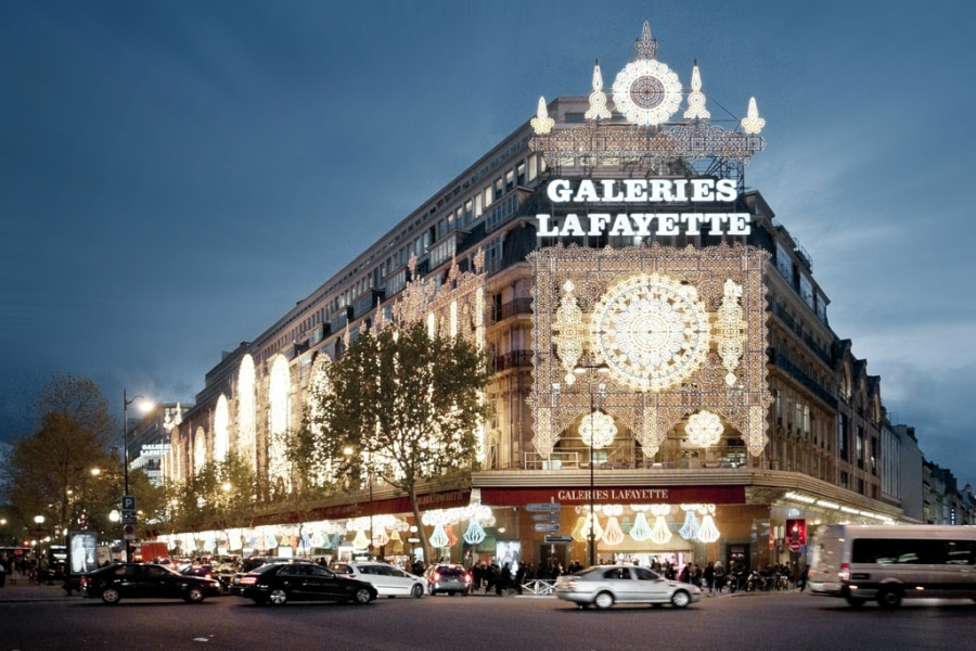 Les Galeries Lafayette ouvriront jusqu'à 20h le dimanche !