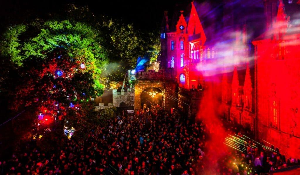 Le Micro Love Festival : 48h de musique électro non stop dans un château !