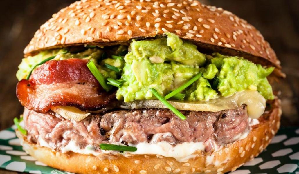 Des hamburger 100% bio distribués gratuitement aujourd'hui !