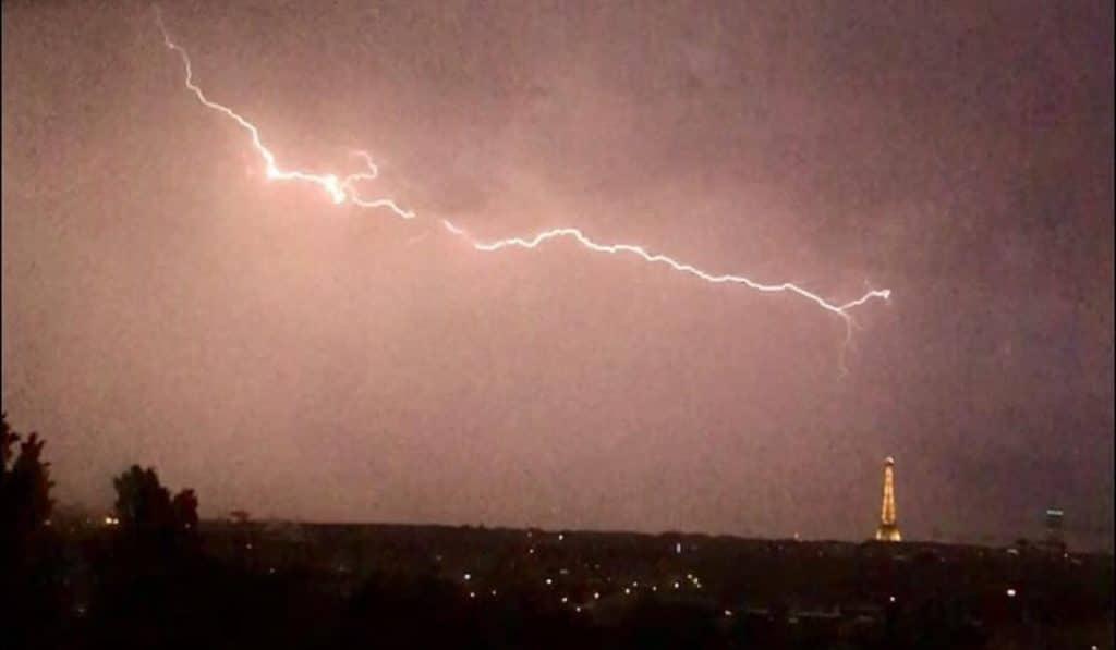 Les meilleurs tweets #orage du 28 mai