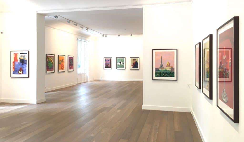 David Hockney revient avec une double exposition à Paris !
