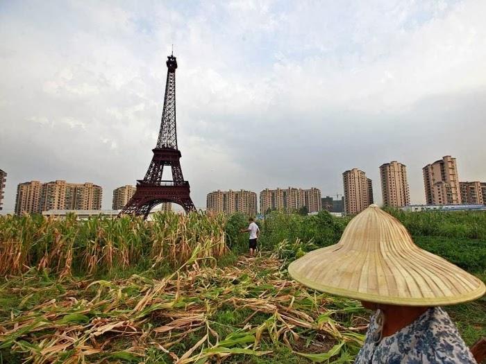 10 répliques identiques de la Tour Eiffel à travers le monde