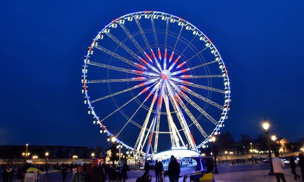La Grand Roue de Paris gratuite jusqu'à sa fermeture !