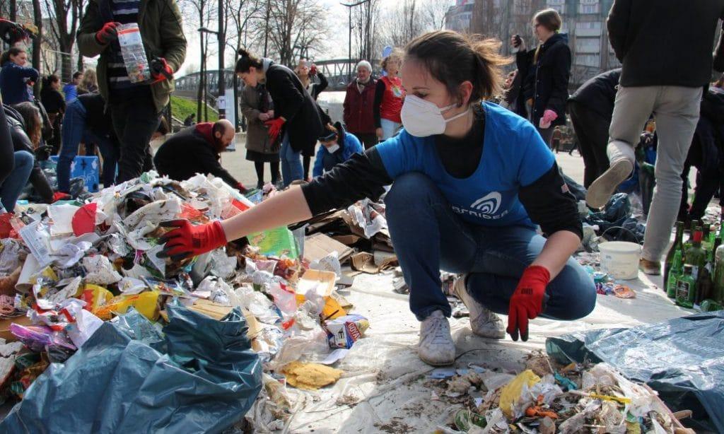 C'est bientôt la Journée du Grand Nettoyage !