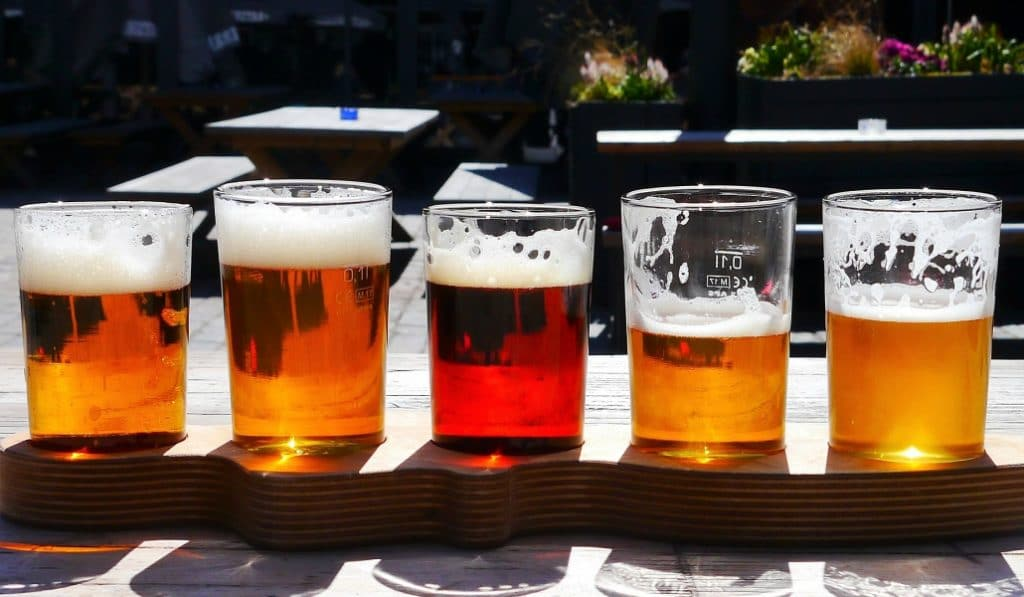 Un bar éphémère de 800m2 consacré à la bière ouvre à Paris aujourd'hui !