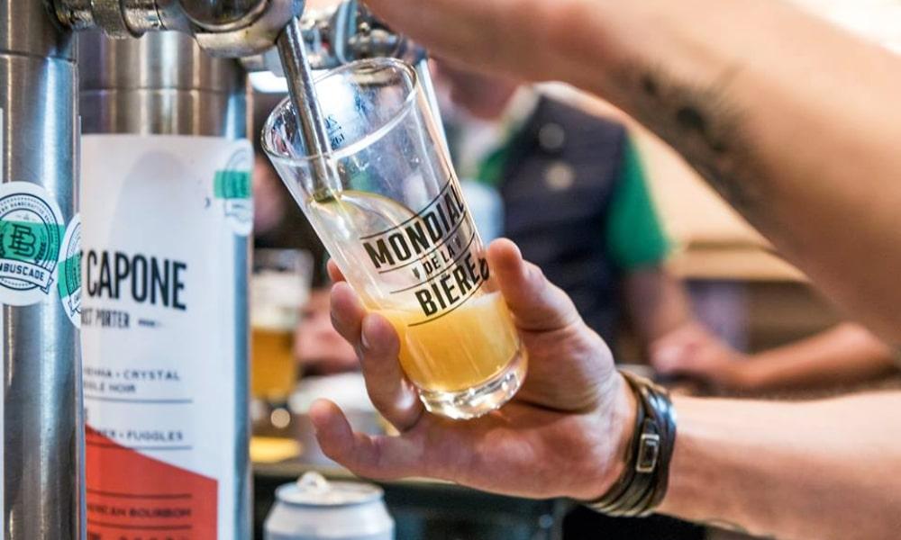 La passion du houblon débarque à Paris avec le Mondial de la bière