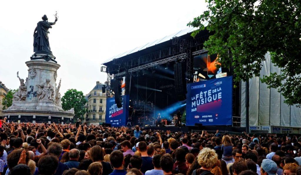 Que faire pour la fête de la musique à Paris?