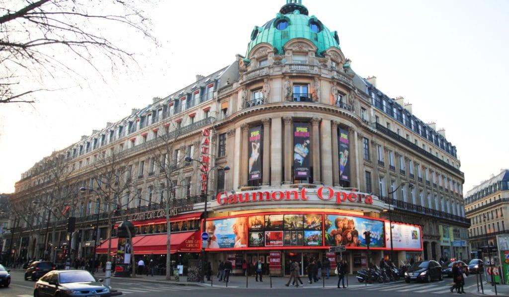 La fièvre du cinéma débarque à Paris!
