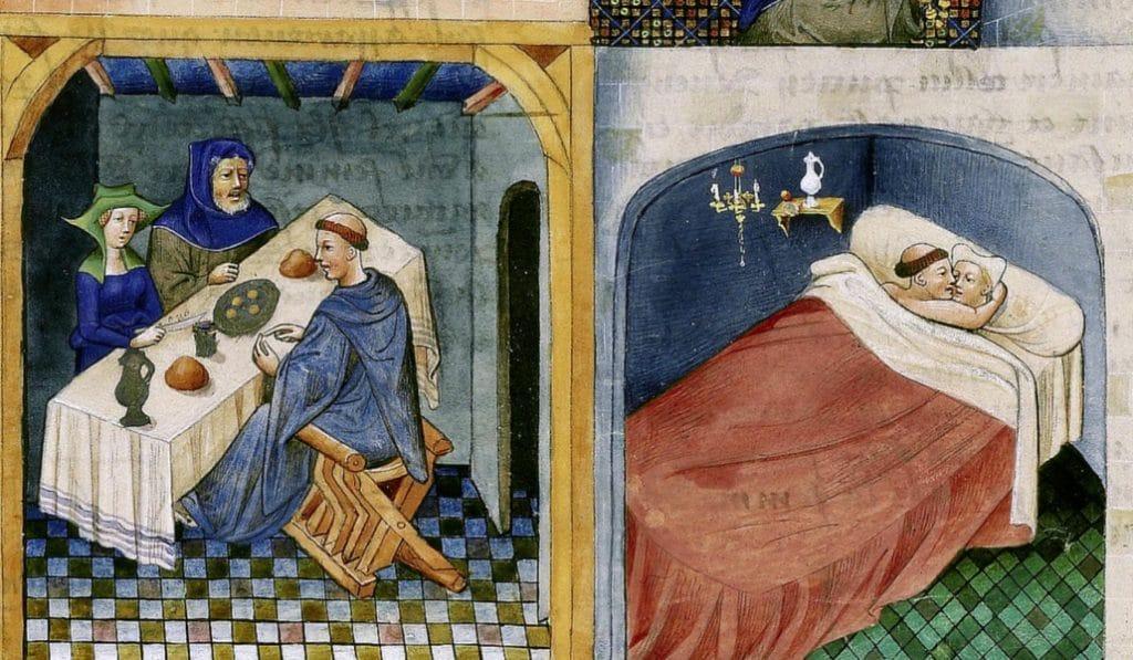 Expo insolite: l'amour au Moyen-Âge, c'était comment?