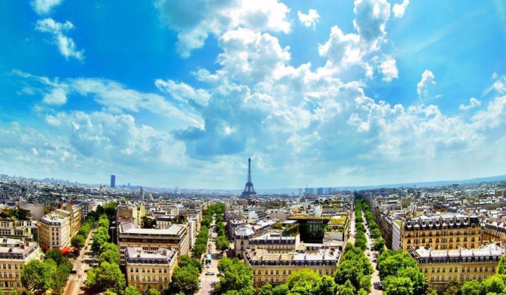 On a trouvé la meilleure vue de Paris (et ce n'est pas celle que vous croyez)