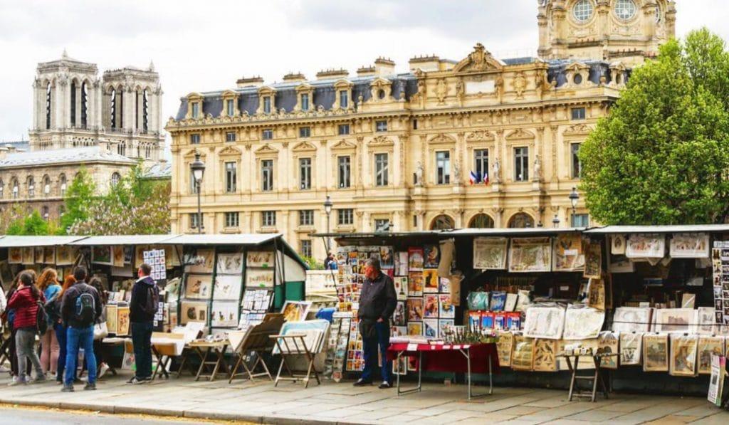 « Sans les bouquinistes, Paris ne serait plus une fête »