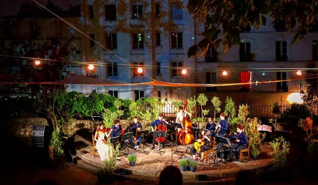 Les Arènes Lyriques : voyage musical à la belle étoile à Montmartre cet été