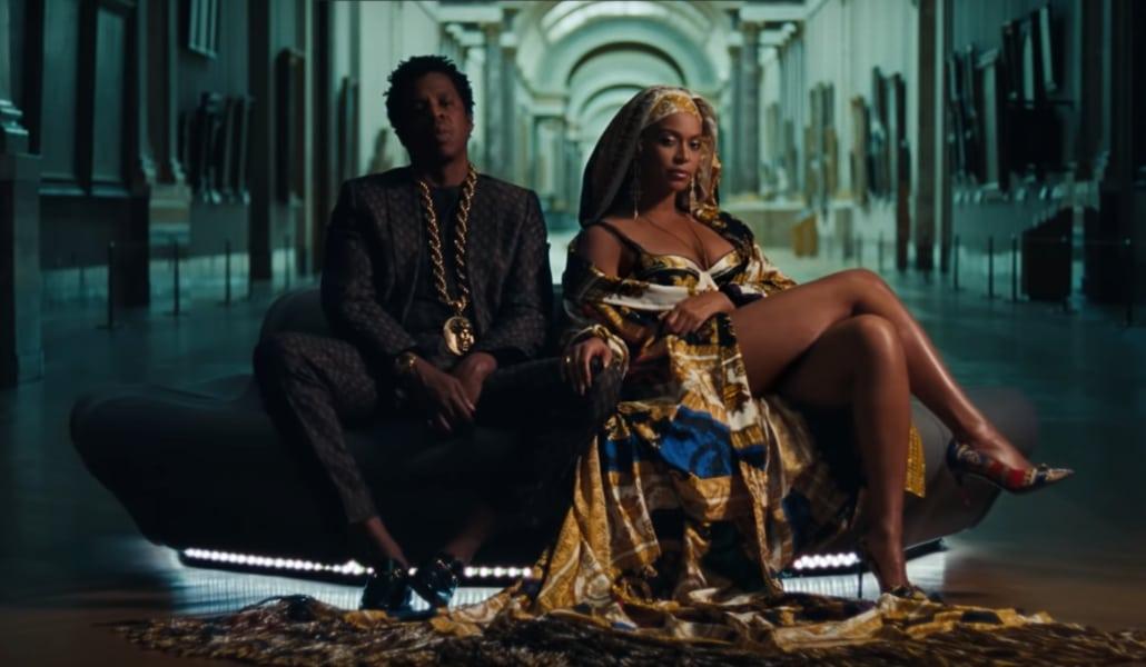 Le Louvre propose un parcours thématique pour suivre le clip de Beyonce et JAY-Z