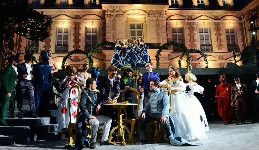 Opéra en plein air : Carmen sera joué au château de Saint-Germain en Laye
