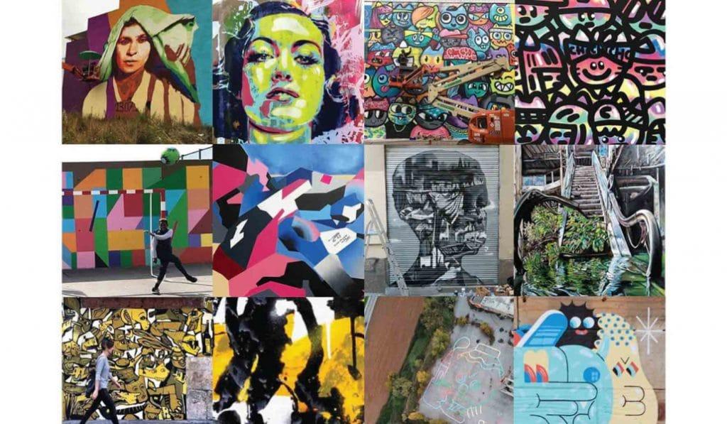30 ans de street art barcelonais exposés à Paris cet été