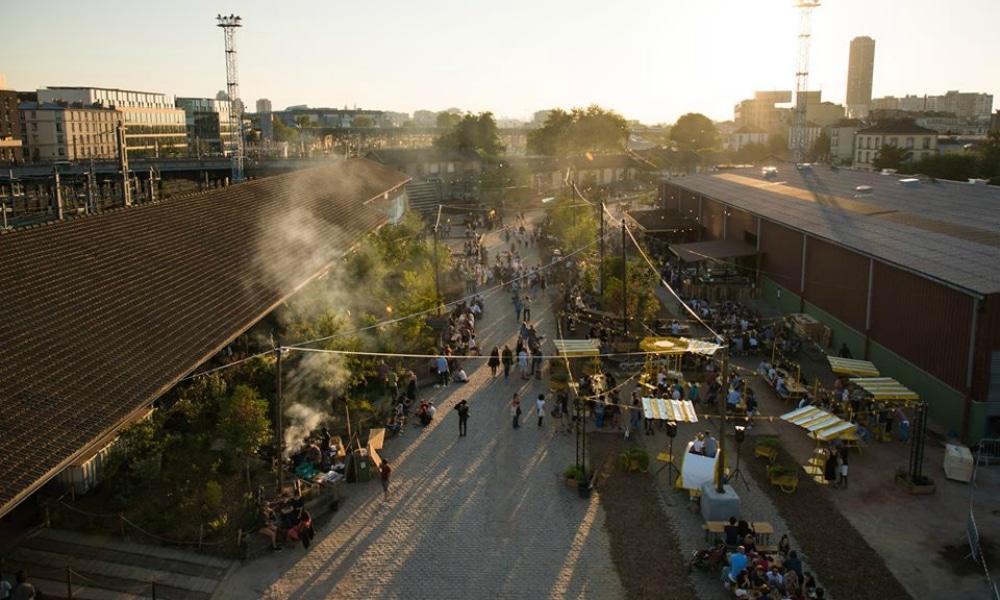 La Cité Fertile : 10 000m2 de culture, bière locale, conférences responsables et chill