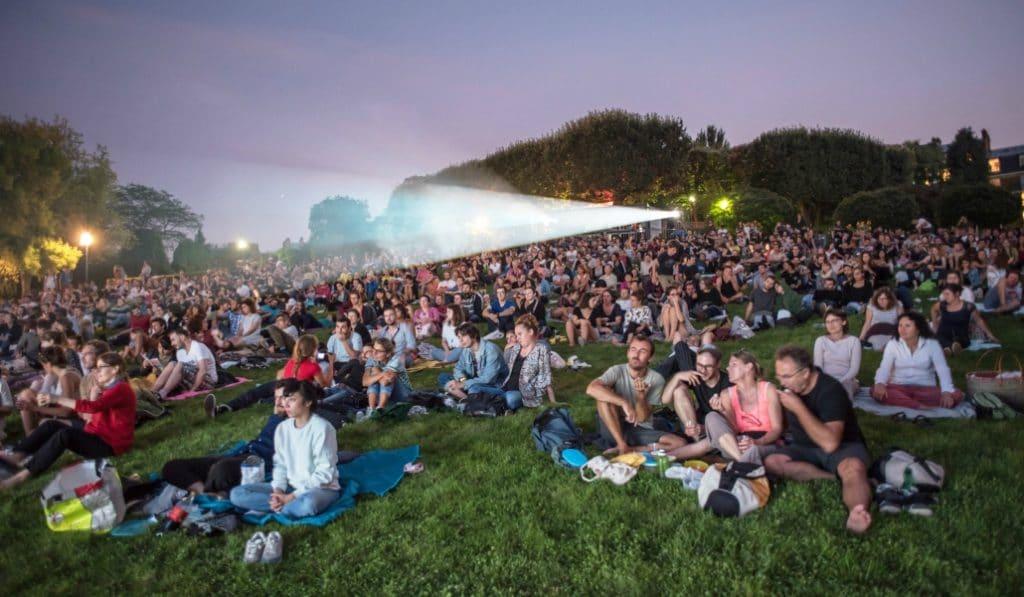 Festival Silhouette : 9 jours de cinéma et de concerts en plein air