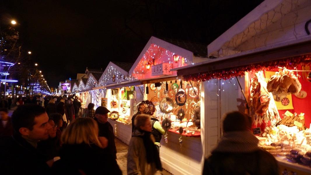 Le marché de Noël de Campion aura bien lieu… au jardin des Tuileries