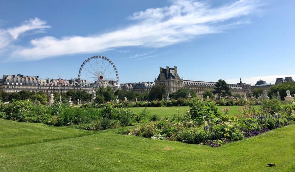 Les plus beaux parcs et jardins par arrondissement