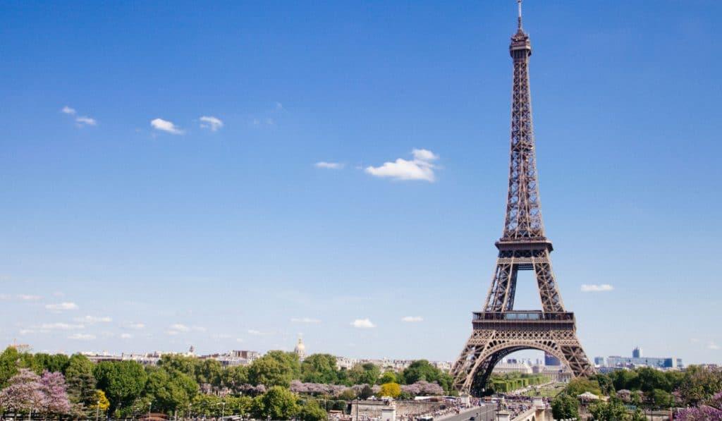 La tour Eiffel sera fermée aujourd'hui 2 août 2018 !