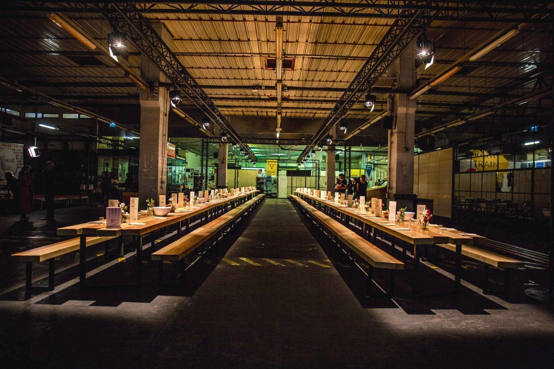 Une grande Tablée gastronomique avec un dîner signé par 4 grands Chefs !