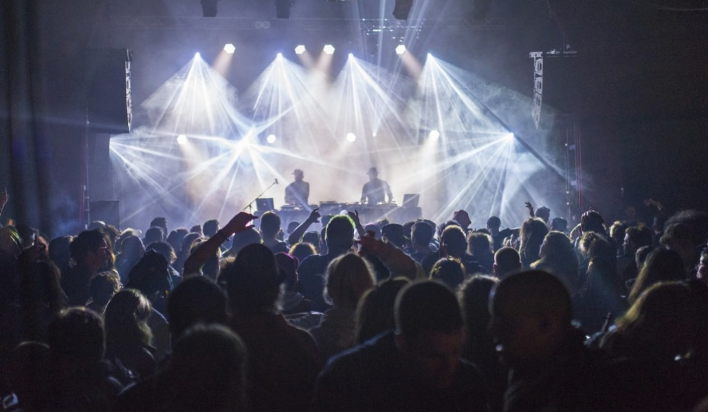 Entente Nocturne : un festival unique dans une ancienne centrale EDF