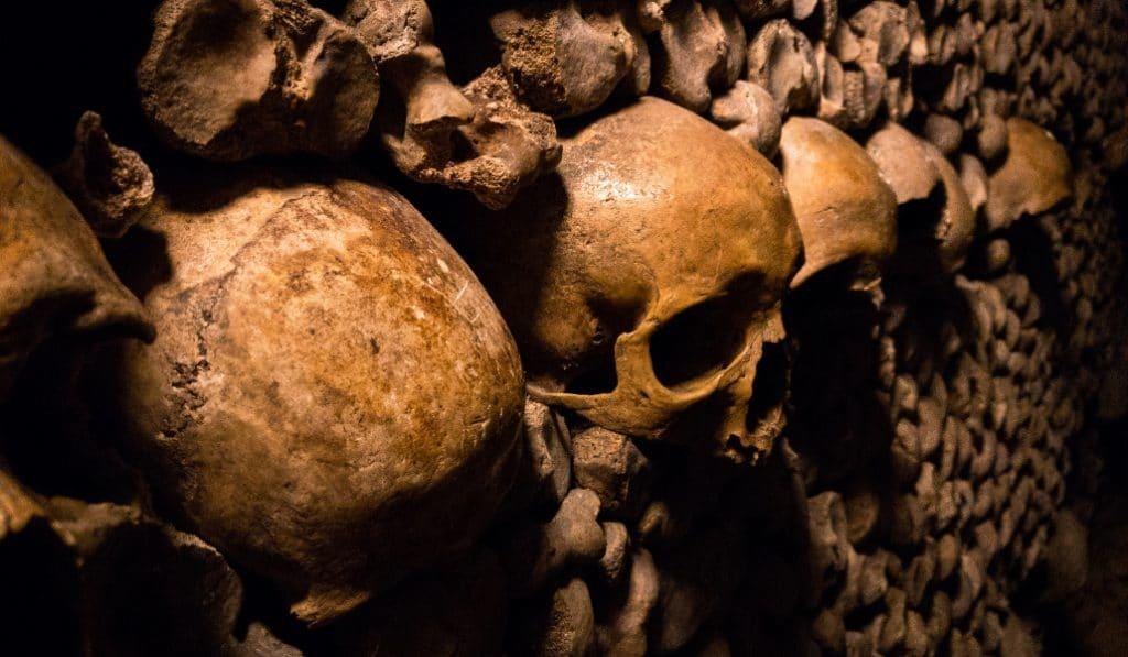 Les catacombes fermées pour travaux