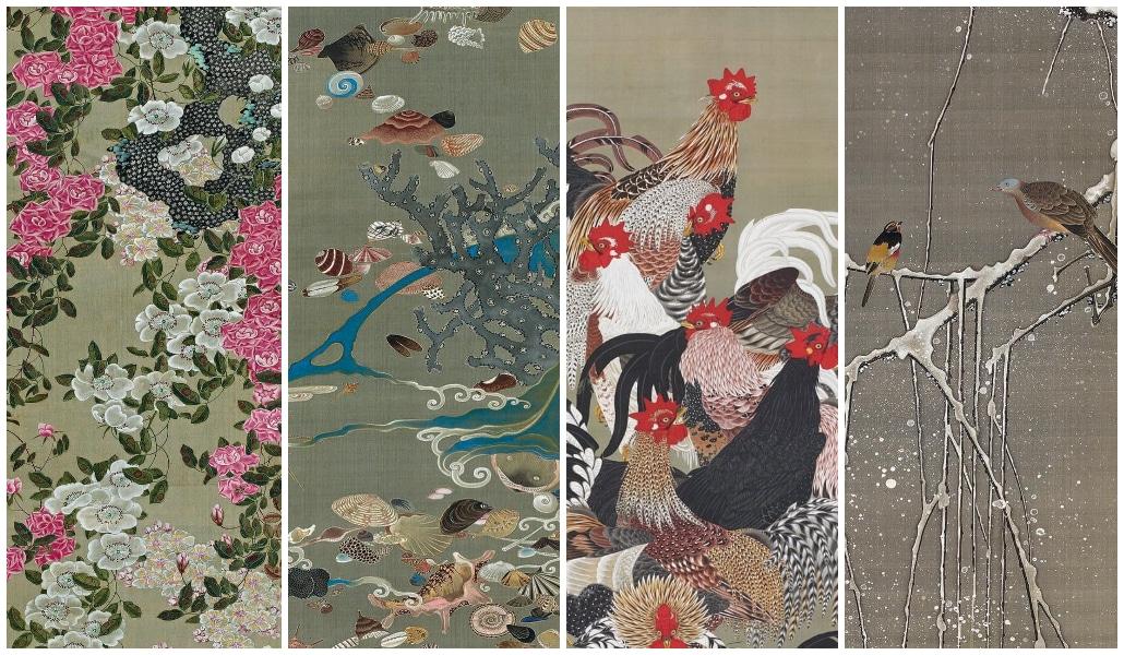 Jakuchū ou la plus belle exposition de l'année