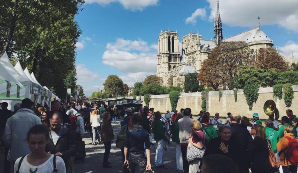 Les Marchés Flottants du Sud-Ouest s'installent à Paris