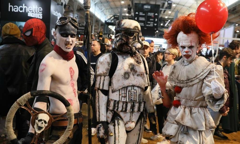 Comic Con : le meilleur de la Pop Culture réuni à la Villette !