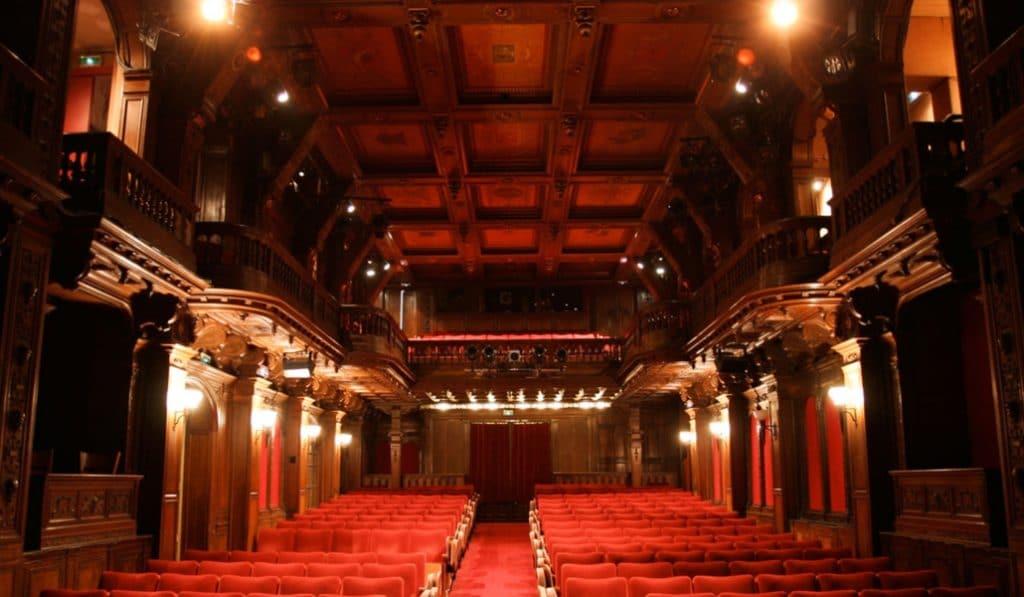 Les plus beaux théâtres de Paris